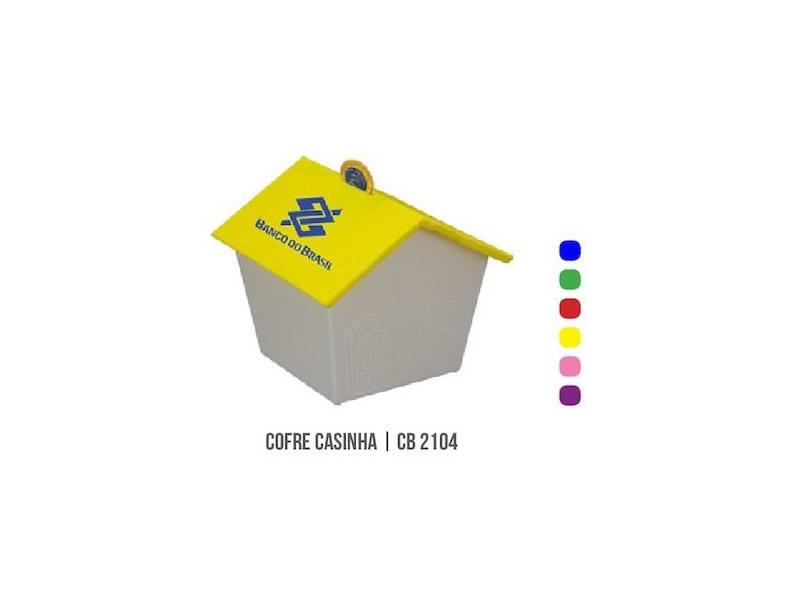 Cofre Casinha CB 2104